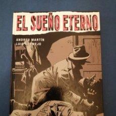 Cómics: EL SUEÑO ETERNO GLENAT. Lote 262609150