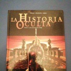 Cómics: LA HISTORIA OCULTA GLENAT. Lote 262609940