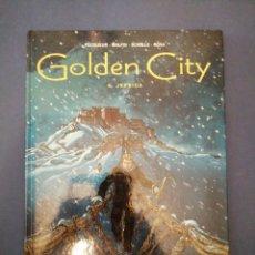 Cómics: GOLDEN CITY JESSICA GLENAT. Lote 262609590