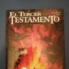 Cómics: EL TERCER TESTAMENTO GLENAT. Lote 262610540