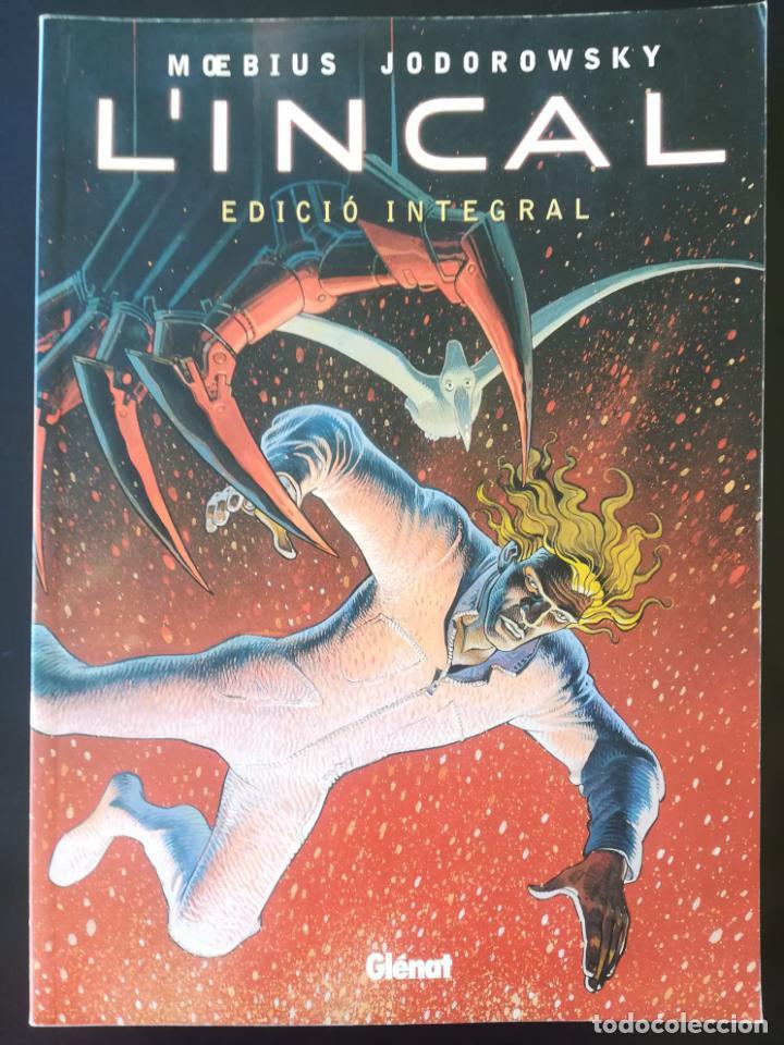EL INCAL EDICION INTEGRAL MOEBIUS JODOROWSKY (Tebeos y Comics - Glénat - Comic USA)