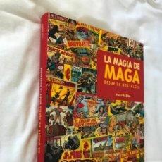 Cómics: LA MAGIA DE MAGA DE PACO BAENA (GLÉNAT) TAPA DURA, SOBRECUBIERTA. NUEVO. Lote 262785605