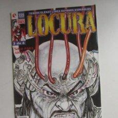 Comics: LOCURA Nº 3 (GLÉNAT, 1996) DE BAUXI ARX46. Lote 263050640