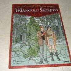 Cómics: EL TRIANGULO SECRETO - GLENAT - TOMO II. Lote 263077705
