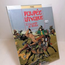 Cómics: COMIC POUPEE D'IVOIRE TOMO 2: LA GRIFFE DE BRONZE EDIT. GLENAT. Lote 263558150