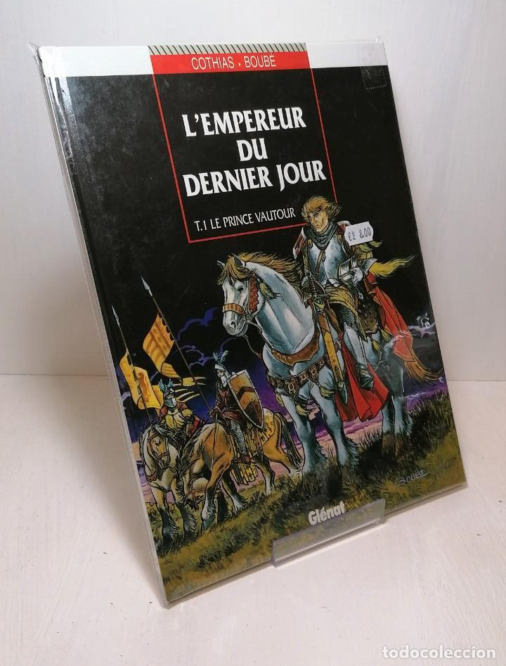 COMIC L'EMPEREUR DU DERNIER JOUR TOMO 1: LE PRINCE VAUTOUR EDIT. GLENAT (Tebeos y Comics - Glénat - Serie Erótica)