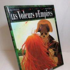 Cómics: COMIC LES VOLEURS D'EMPIRES EDIT. GLENAT. Lote 263749195