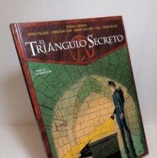 Cómics: COMIC EL TRIANGULO SECRETO TOMO 7: EL IMPOSTOR EDIT. GLENAT. Lote 263750065