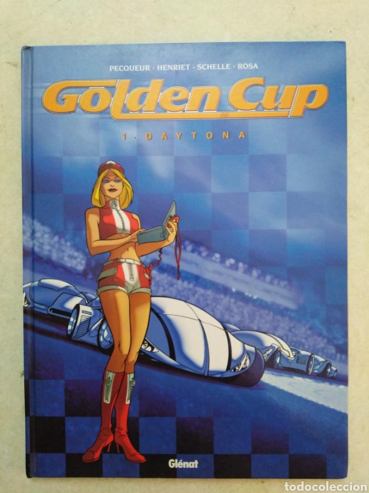 Cómics: Lote de 3 cómic Golden Cup ( Glenat ) en español - Foto 2 - 264447794