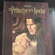 Comics: EL PRÍNCIPE DE LA NOCHE SWOLFS GLÉNAT AÑO 2011. Lote 266121788