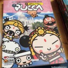 Comics: LOS DIVERTIDOS VIAJES DE PUCCA 3 ASIA-INDIA Y NEPAL GLÉNAT 2007. Lote 266124428