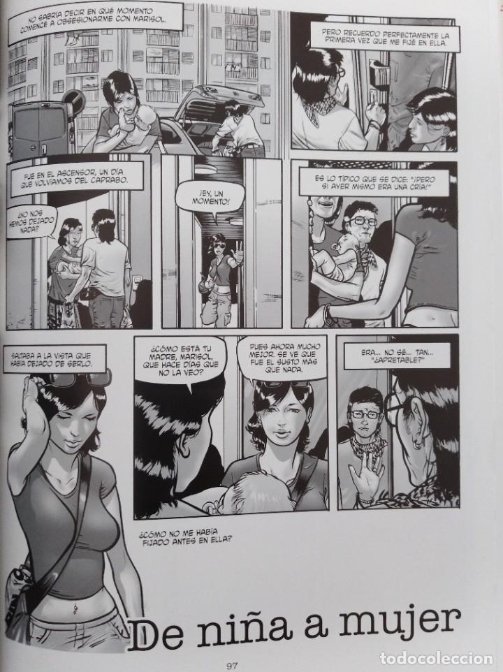 Cómics: MORBO. Bernardo Muñoz - Foto 9 - 266357283