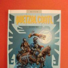 Comics: QUETZALCOATL T.6 LA NOCHE TRISTE EDICIONES GLENAT 2005. Lote 266703753