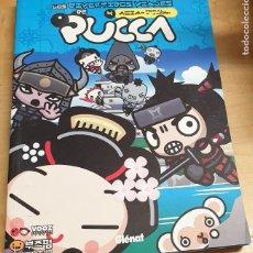 Comics: LOS DIVERTIDOS VIAJES DE PUCCA 4 ASIA-NEPAL Y JAPÓN GLÉNAT 2008. Lote 266706143