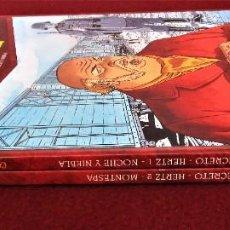 Comics : EL TRIÁNGULO SECRETO HERTZ SERIE COMPLETA 2 TOMOS GLENAT 2010 DE TIENDA.VER DESCRIPCIÓN Y FOTOS. Lote 266810814