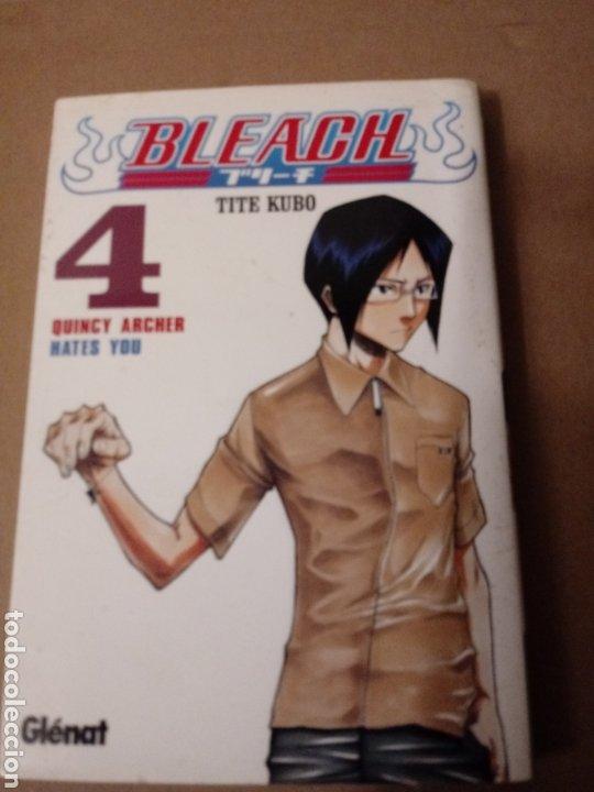 N. 4 SERIE BLEACH DE TITE KUBO (Tebeos y Comics - Glénat - Comic USA)