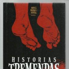 Cómics: HISTORIAS TREMENDAS, 2009, GLÉNAT, IMPECABLE. Lote 268795649