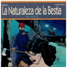 Cómics: LA NATURALEZA DE LA BESTIA -AB IRATO- BERNET / ABULÍ. GLENAT 1993.. Lote 269464233