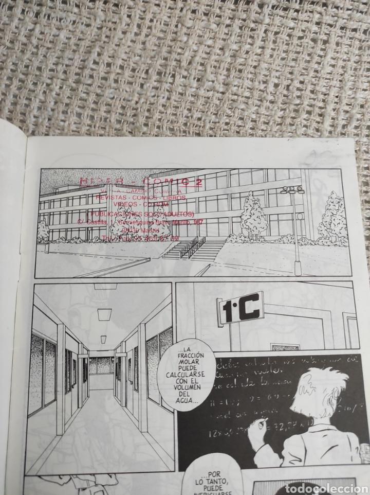 Cómics: SUEÑOS Nº 3 - COMIC MANGA EROTICO -ED. GLENAT - Foto 2 - 269651658