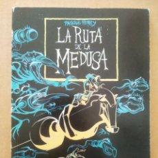 Cómics: LA RUTA DE LA MEDUSA, POR PASQUAL FERRY (GLÉNAT, 1994). COLECCIÓN NOVELAS GRÁFICAS.. Lote 269700613