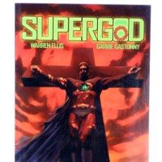 Cómics: SUPERGOD (WARREN ELLIS / GARRIE GASTONNY) GLENAT, 2011. Lote 269767983