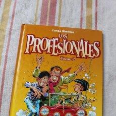 Cómics: LOS PROFESIONALES TOMO 2 ; CARLOS GIMENEZ; GLENAT. Lote 269974713