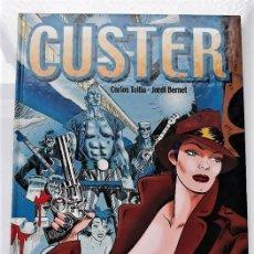 Cómics: CUSTER - CARLOS TRILLO / JORDI BERNET - GLÉNAT. Lote 270093723