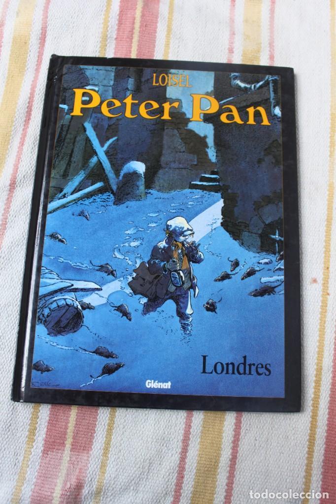 PETER PAN I: LONDRES; LOISEL; GLENAT (Tebeos y Comics - Glénat - Comic USA)