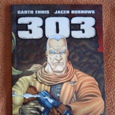 Cómics: 303 ENNIS / BURROWS. GLENAT. AVATAR. RÚSTICA.. Lote 270606848