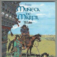 Comics: GLENAT. MUÑECA DE MARFIL. FRANZ. 8.. Lote 271172613