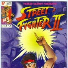 Comics: GLENAT. STREET FIGHTER II. 1. Lote 271187543