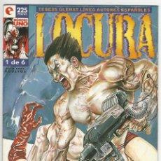 Fumetti: GLENAT. LOCURA. 1. Lote 271201268