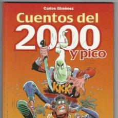 Comics: GLENAT. CARLOS GIMÉNEZ. CUENTOS DEL 2000 Y PICO.. Lote 271263183