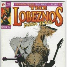 Cómics: GLENAT. THE LOBEZNOS JAPAN TOUR. 1.. Lote 271333438