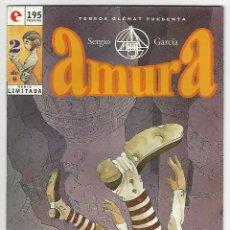 Cómics: GLENAT. AMURA. 2. Lote 271335373