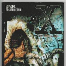 Cómics: GLENAT. THE X FILES. RECOPILATORIO. 3. Lote 271335758