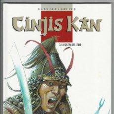 Cómics: GLENAT. CINJIS KAN. 3. COTHIAS. GRIFFO.. Lote 271345208