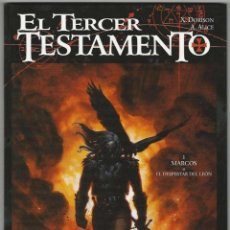 Cómics: GLENAT. EL TERCER TESTAMENTO. 1. Lote 271349858