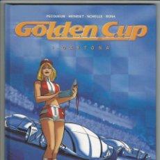 Cómics: GLENAT. GOLDEN CUP. PECQUEUR. HENRIET. 1.. Lote 271354873