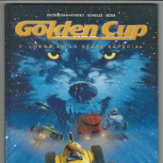 Cómics: GLENAT. GOLDEN CUP. PECQUEUR. HENRIET. 3.. Lote 271349878