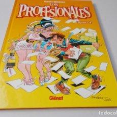 Comics: LOS PROFESIONALES TOMO 4. Lote 273066123