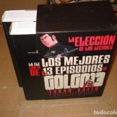 Fumetti: LOS MEJORES 13 EPISODIOS DE GOLGO 13, 2006, GLÉNAT, MUY BUEN ESTADO. CON ESTUCHE. Lote 273744853