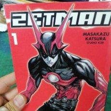 Cómics: ZETMAN N. 1. Lote 275256338