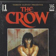 Fumetti: THE CROW / EL CUERVO - 4 NºS - COMPLETA - J. O'BARR - BUEN ESTADO. Lote 275869308