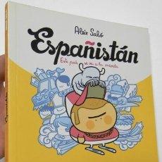 Comics: ESPAÑISTÁN - ALEIX SALÓ. Lote 275919918