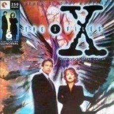 Cómics: EXPEDIENTE X Nº 6 - GLENAT MUY BUEN ESTADO - SUB02M. Lote 276128933