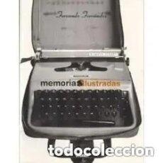 Comics : MEMORIAS ILUSTRADAS (FERNANDO FERNANDEZ) GLENAT - IMPECABLE - SUB02M. Lote 276373218