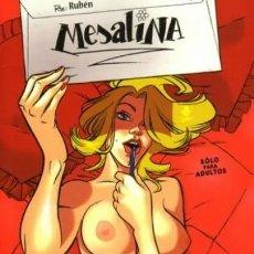 Comics: MESALINA (RUBEN) GLENAT - IMPECABLE - SUB02M. Lote 276373648