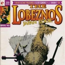 Comics: THE LOBEZNOS - GLENAT - MUY BUEN ESTADO - SUB02M. Lote 276438553