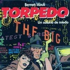 Cómics: TORPEDO Nº 6 UN SALARIO DE MIEDO - GLENAT - MUY BUEN ESTADO - SUB02M. Lote 276478258